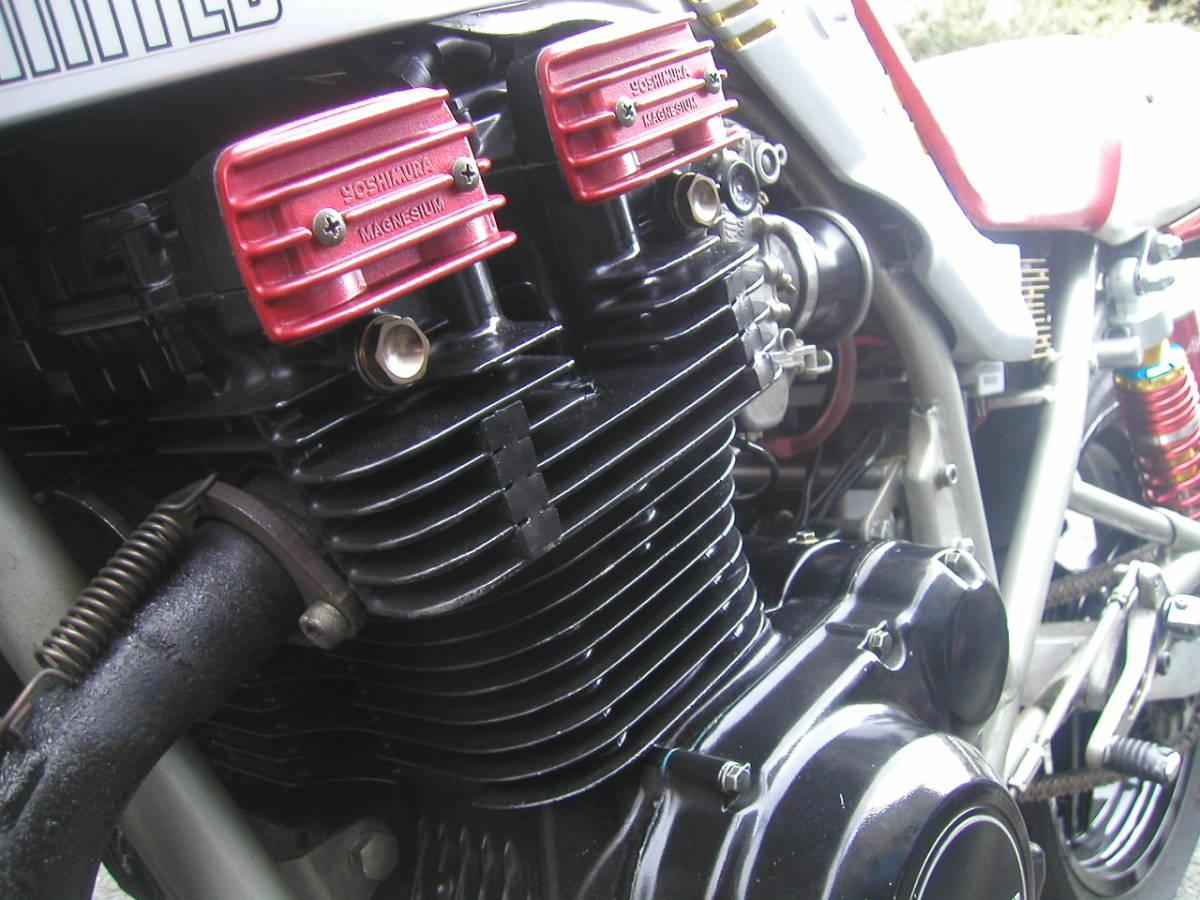 耐熱塗料 トップヒート  赤 Z1 Z2 Z400FX CBX CB GS RZ Z1000 CD JAZZ モンキー ゴリラ TW DT MR KL KDX_画像6