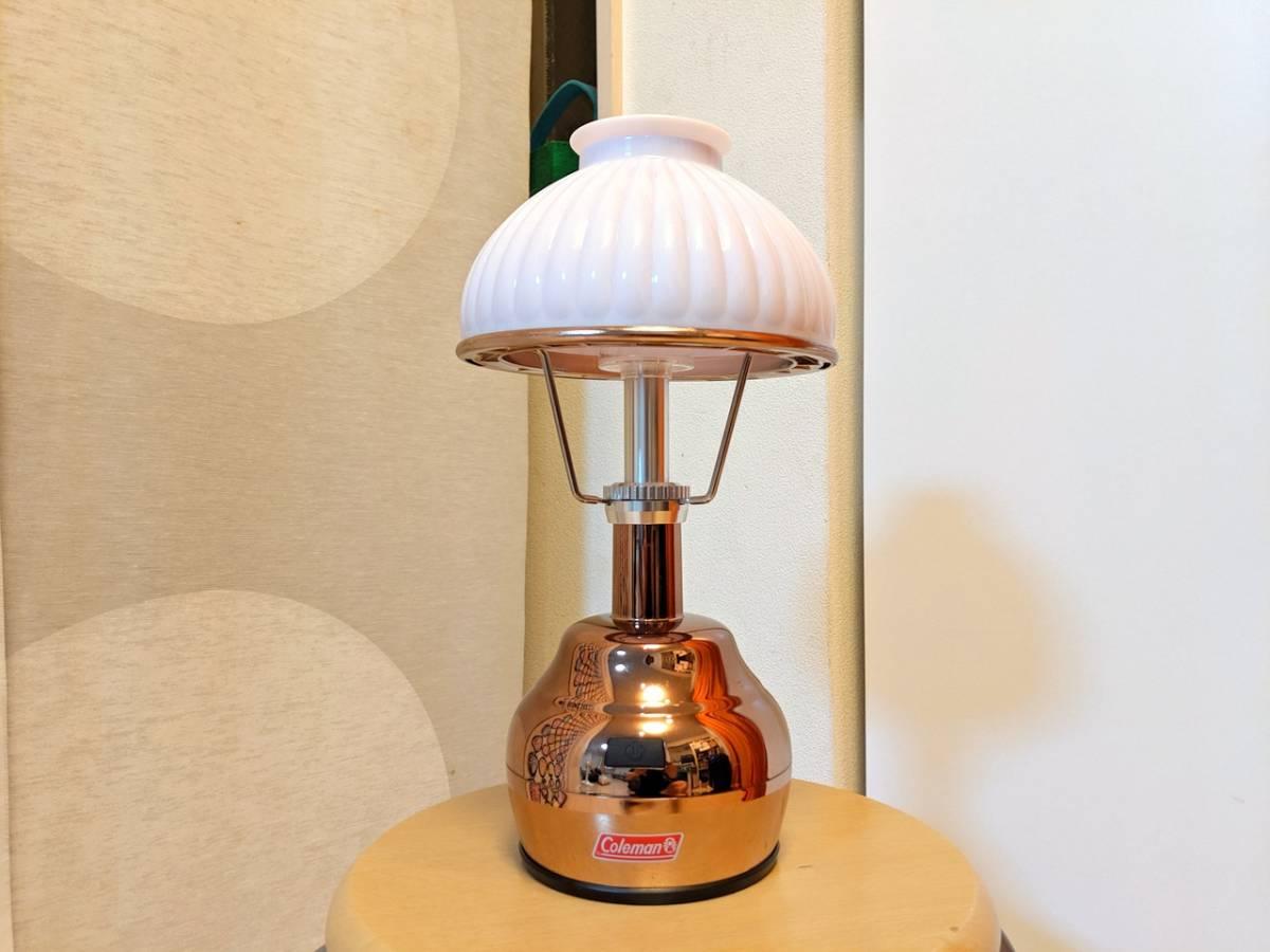 【 廃盤 美品 コールマン CPX6 LEDクラシックランプ 】_画像2