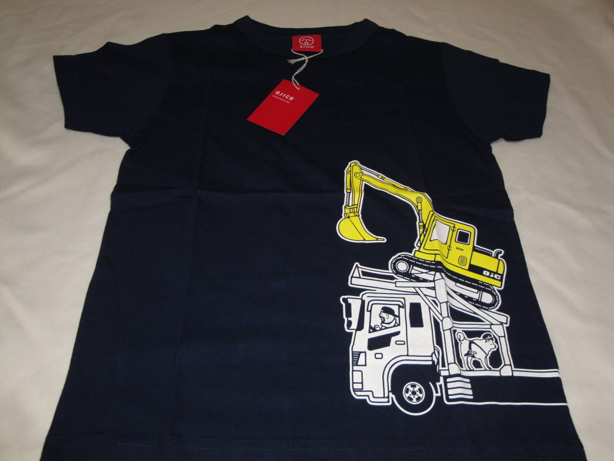 ★☆OJICO 子供用Tシャツ 10A【135㎝~145cm】:新品未使用品☆★_画像4