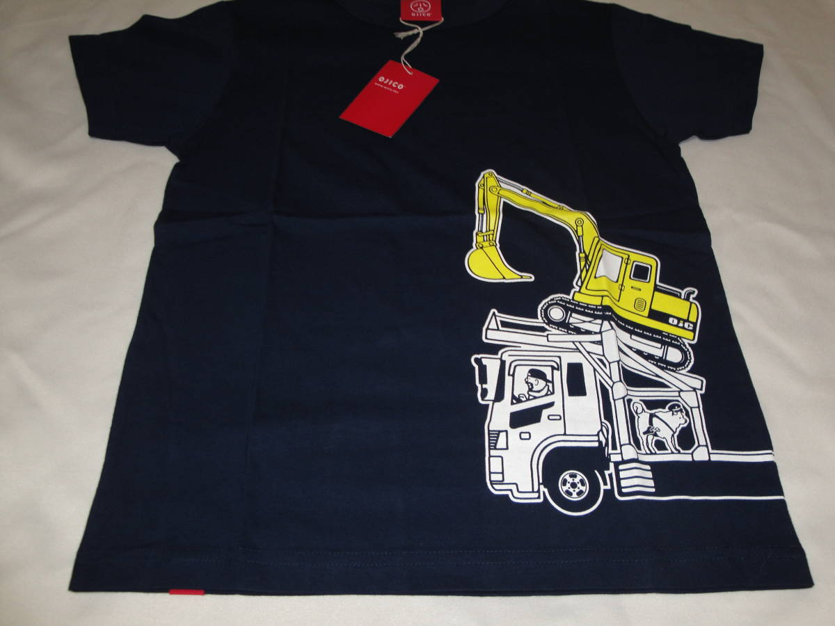 ★☆OJICO 子供用Tシャツ 10A【135㎝~145cm】:新品未使用品☆★_画像3