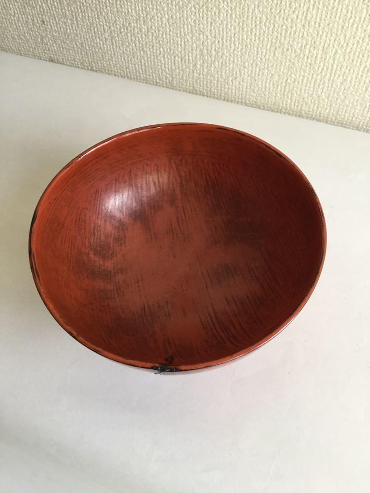 時代 根来椀 江戸時期 仏教美術 民藝_画像5