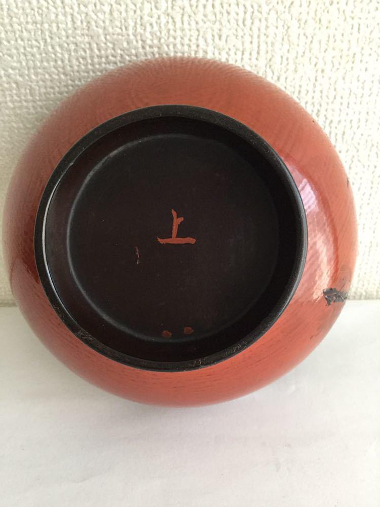 時代 根来椀 江戸時期 仏教美術 民藝_画像8