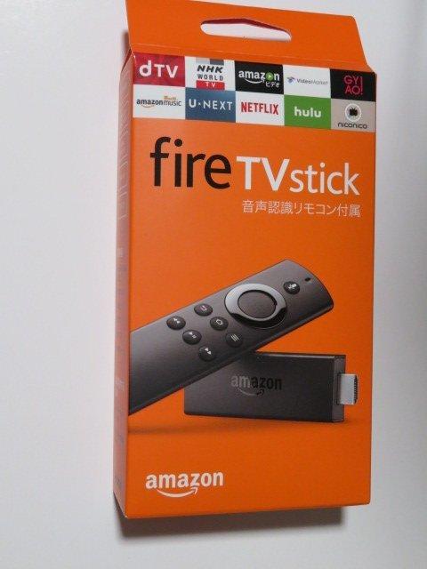 美品 Amazon Fire TV Stick 第2世代 Alexa対応 音声認識リモコン付属 モデル