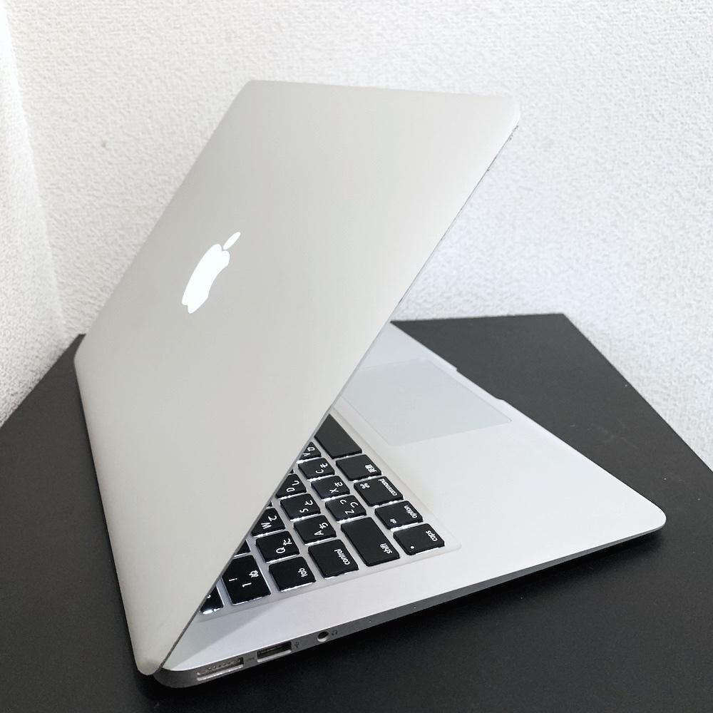 Apple Macbook Air 13 2015年式 i5 1.6GHz/4GB RAM/256GB SSD/JIS ACアダプター新品_画像5
