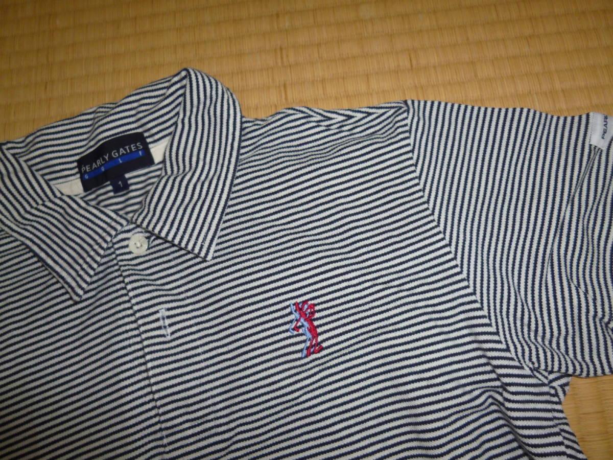 パーリーゲイツ■ポロシャツ & マンシングウェア 新品ポロシャツ 2枚セット レディース Mサイズ ゴルフウェア _画像3
