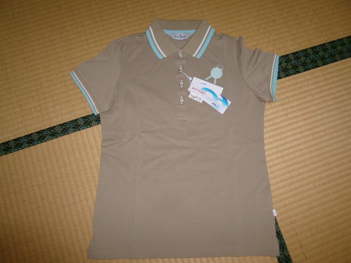 パーリーゲイツ■ポロシャツ & マンシングウェア 新品ポロシャツ 2枚セット レディース Mサイズ ゴルフウェア _画像4