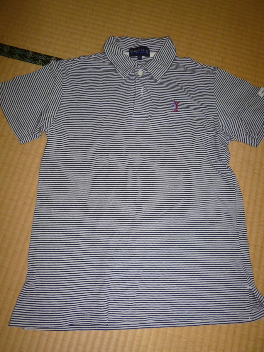 パーリーゲイツ■ポロシャツ & マンシングウェア 新品ポロシャツ 2枚セット レディース Mサイズ ゴルフウェア _画像2