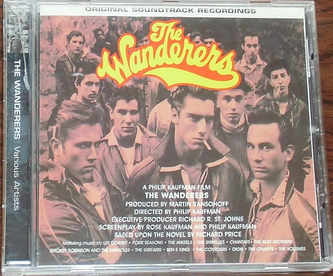 最安 希少 ディスク美品 The Wanderers ザ・ワンダラーズ ORIGINAL SOUNDTRACK RECORDINGS サントラ CD