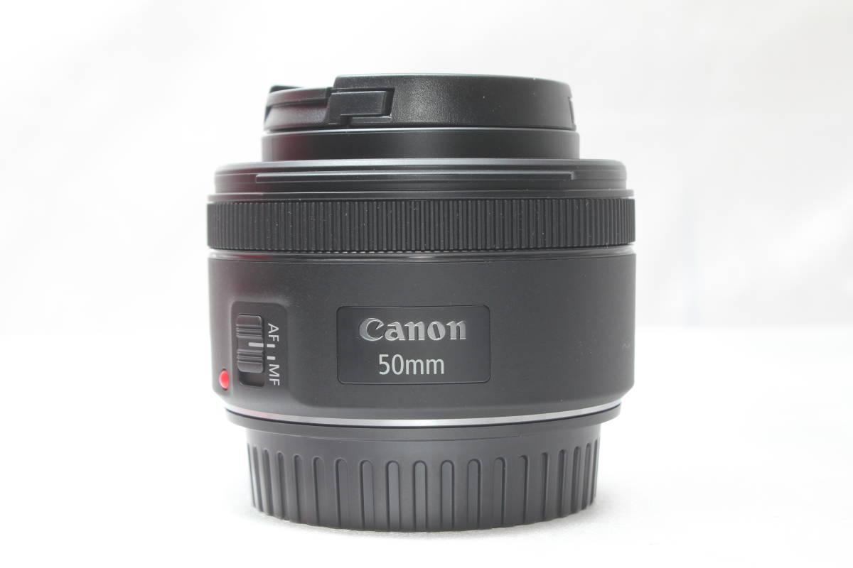 ★【新品級 とにかく軽い】Canon EF50mm F1.8 STM ★人気の神レンズの後継機 単焦点レンズ 軽い!早い!静音!
