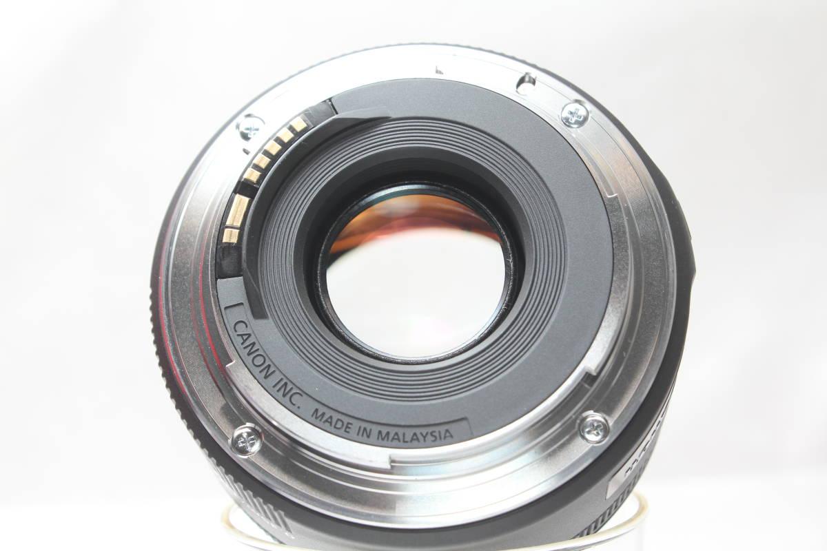★【新品級 とにかく軽い】Canon EF50mm F1.8 STM ★人気の神レンズの後継機 単焦点レンズ 軽い!早い!静音!_画像3