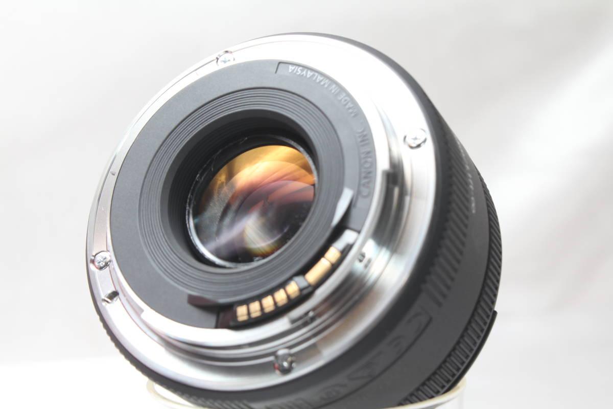 ★【新品級 とにかく軽い】Canon EF50mm F1.8 STM ★人気の神レンズの後継機 単焦点レンズ 軽い!早い!静音!_画像5