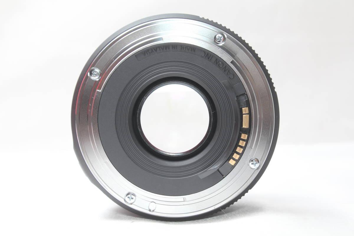 ★【新品級 とにかく軽い】Canon EF50mm F1.8 STM ★人気の神レンズの後継機 単焦点レンズ 軽い!早い!静音!_画像8