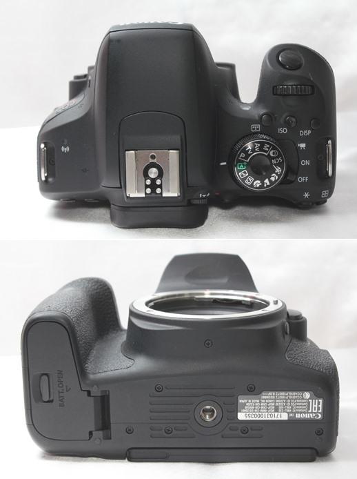 ★【新品級 手ブレ防止&望遠 ダブルレンズ スターターセット】 Canon EOS Kiss X9i ★EF-S18-55 IS EF-S55-250 STM ★220EX 純正ストロボ付_画像5
