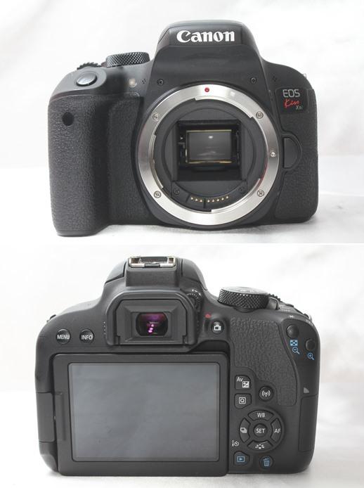 ★【新品級 手ブレ防止&望遠 ダブルレンズ スターターセット】 Canon EOS Kiss X9i ★EF-S18-55 IS EF-S55-250 STM ★220EX 純正ストロボ付_画像4