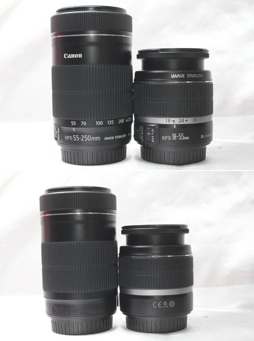 ★【新品級 手ブレ防止&望遠 ダブルレンズ スターターセット】 Canon EOS Kiss X9i ★EF-S18-55 IS EF-S55-250 STM ★220EX 純正ストロボ付_画像6
