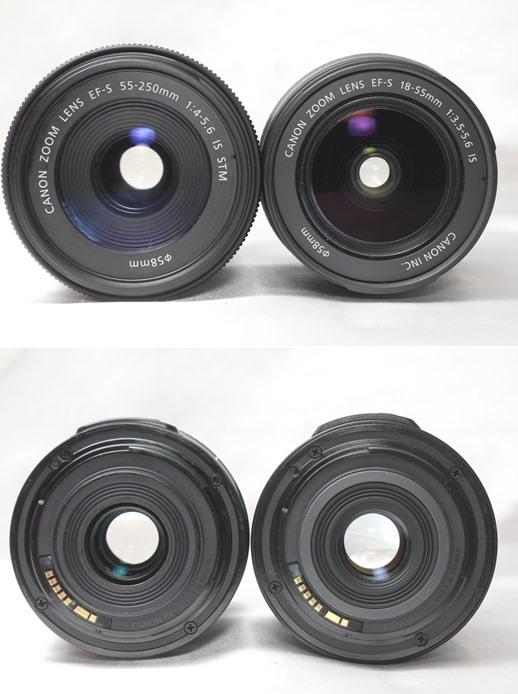 ★【新品級 手ブレ防止&望遠 ダブルレンズ スターターセット】 Canon EOS Kiss X9i ★EF-S18-55 IS EF-S55-250 STM ★220EX 純正ストロボ付_画像7