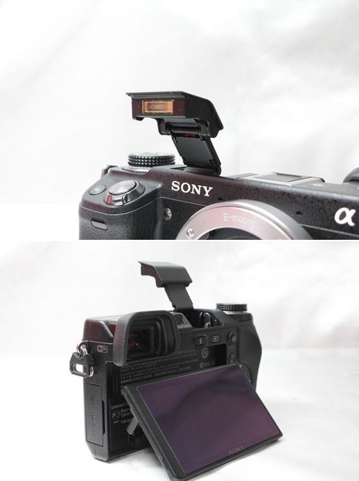 ★【極上美品】SONY NEX-6 ★超人気ミラーレスカメラ ★かばんにラクラク入るサイズ!★スグ使えます!!_画像7