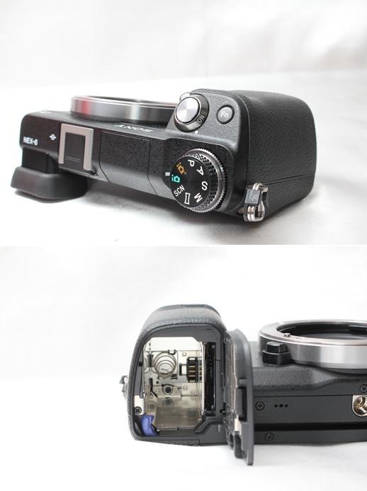 ★【極上美品】SONY NEX-6 ★超人気ミラーレスカメラ ★かばんにラクラク入るサイズ!★スグ使えます!!_画像8