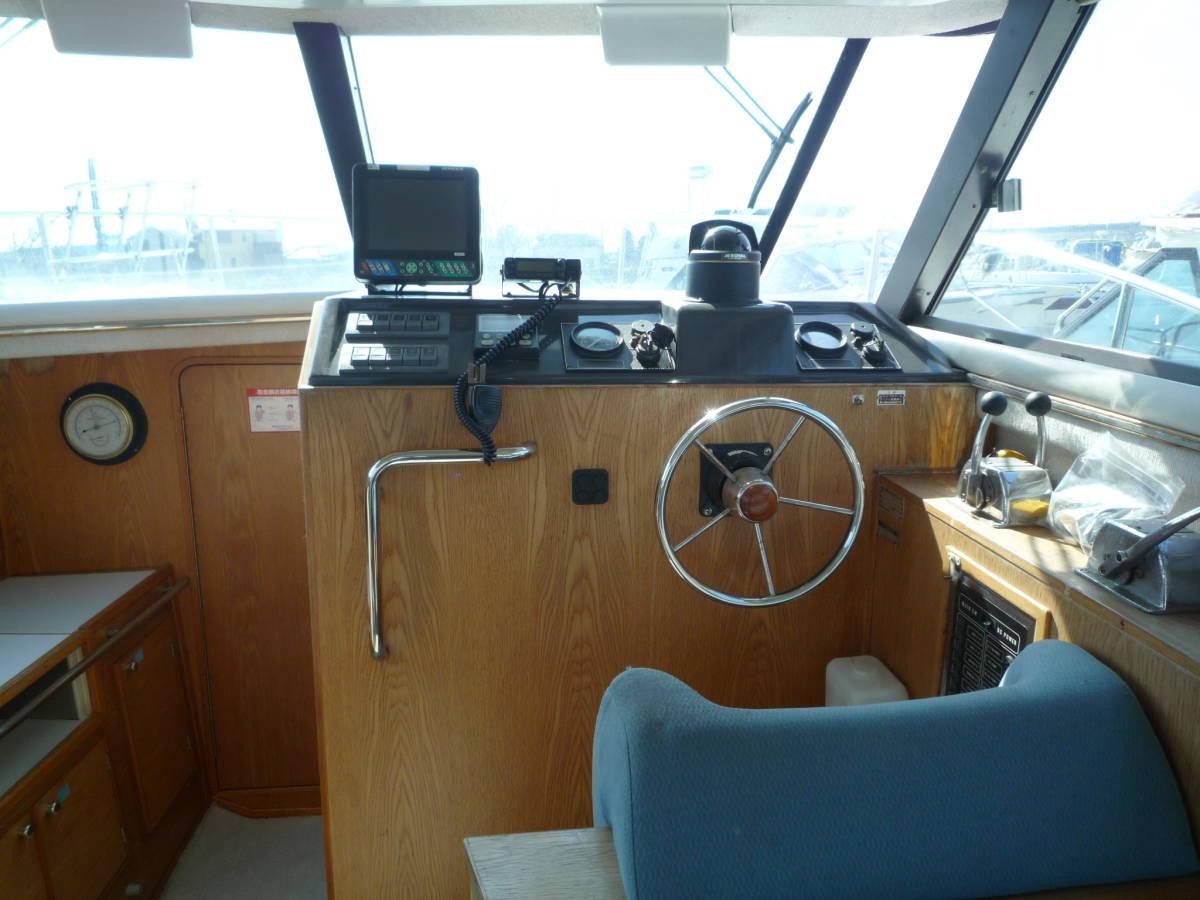ヤマハSC32 H2年式 激安!陸置き艇_画像4