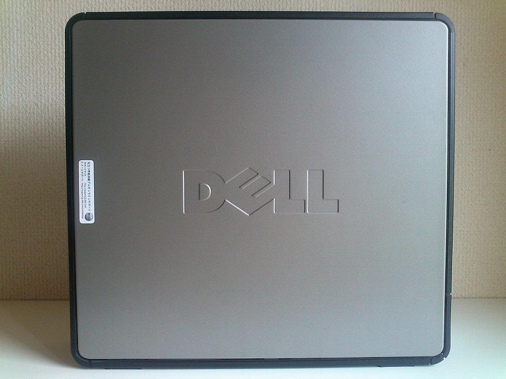 Dell OptiPlex 755 SFF Core2 Quad Q6600 Windows 10_画像2