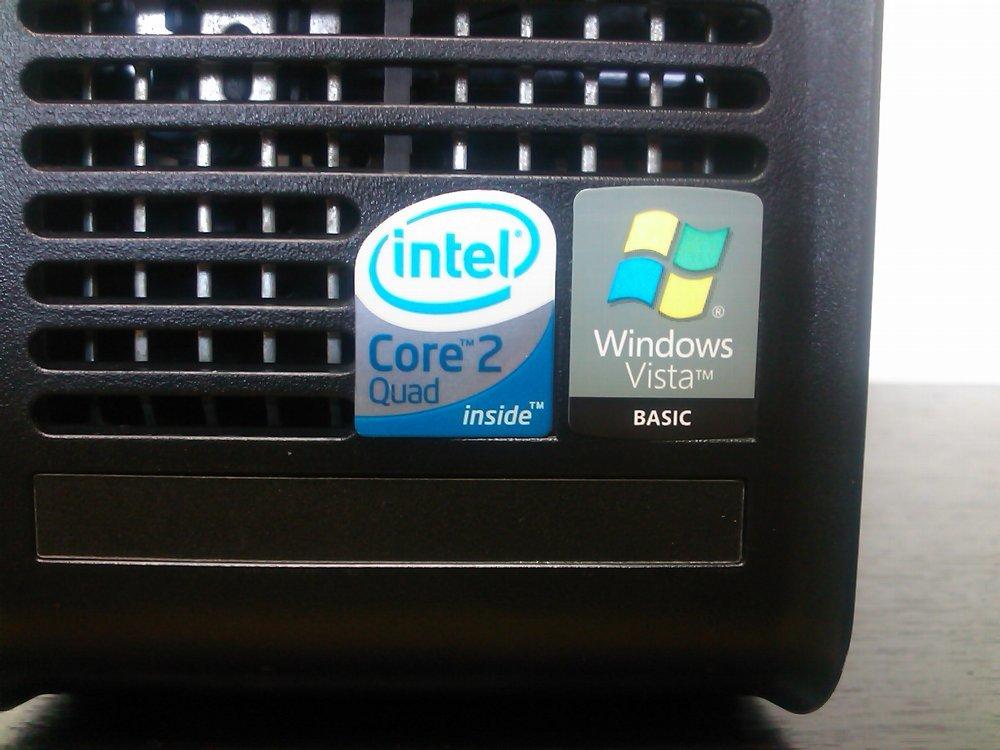 Dell OptiPlex 755 SFF Core2 Quad Q6600 Windows 10_画像10
