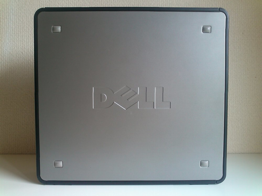 Dell OptiPlex 755 SFF Core2 Quad Q6600 Windows 10_画像3
