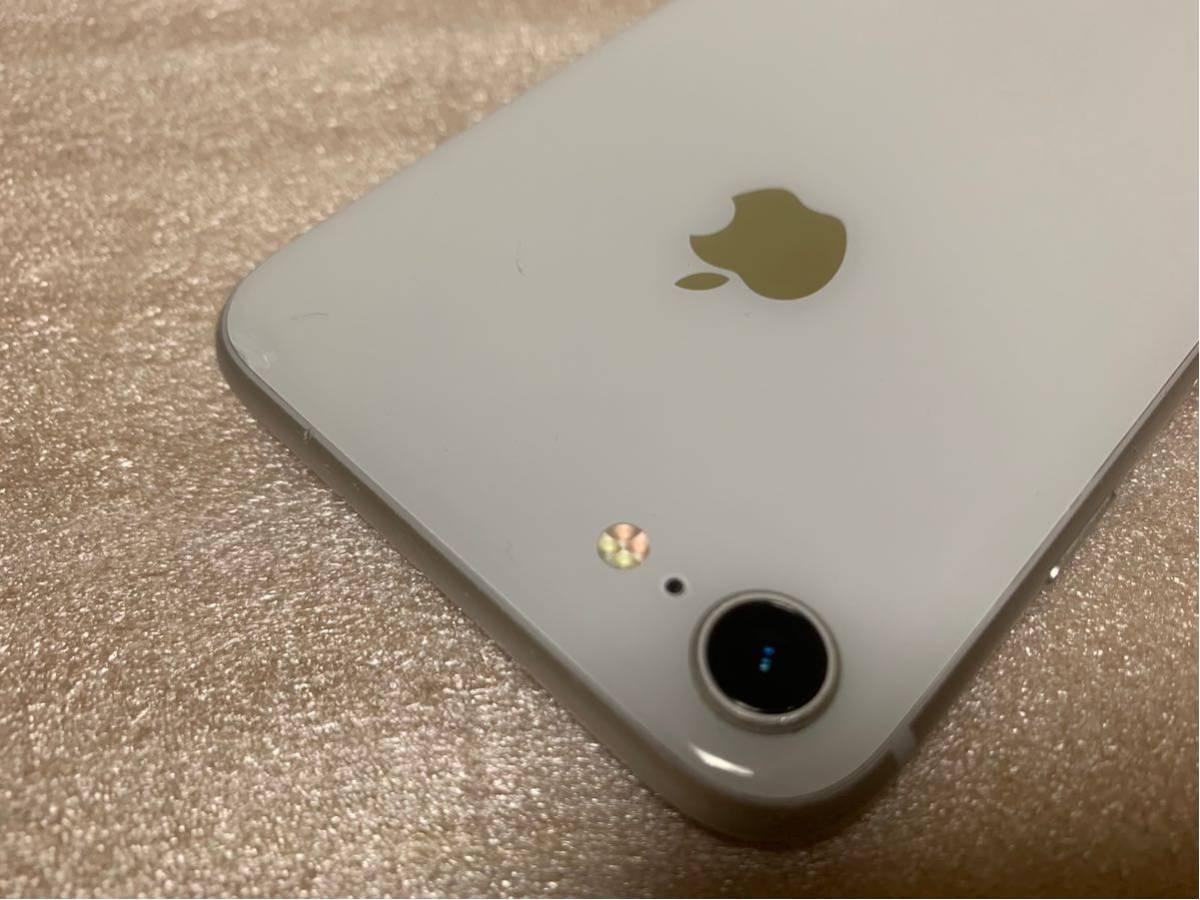 SIMフリー iPhone8 64GB シルバー simロック 解除済み_画像5