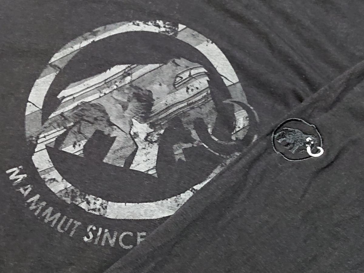 MAMMUT マムート ロングスリーブ シャツ shirt size:アジアL_画像4