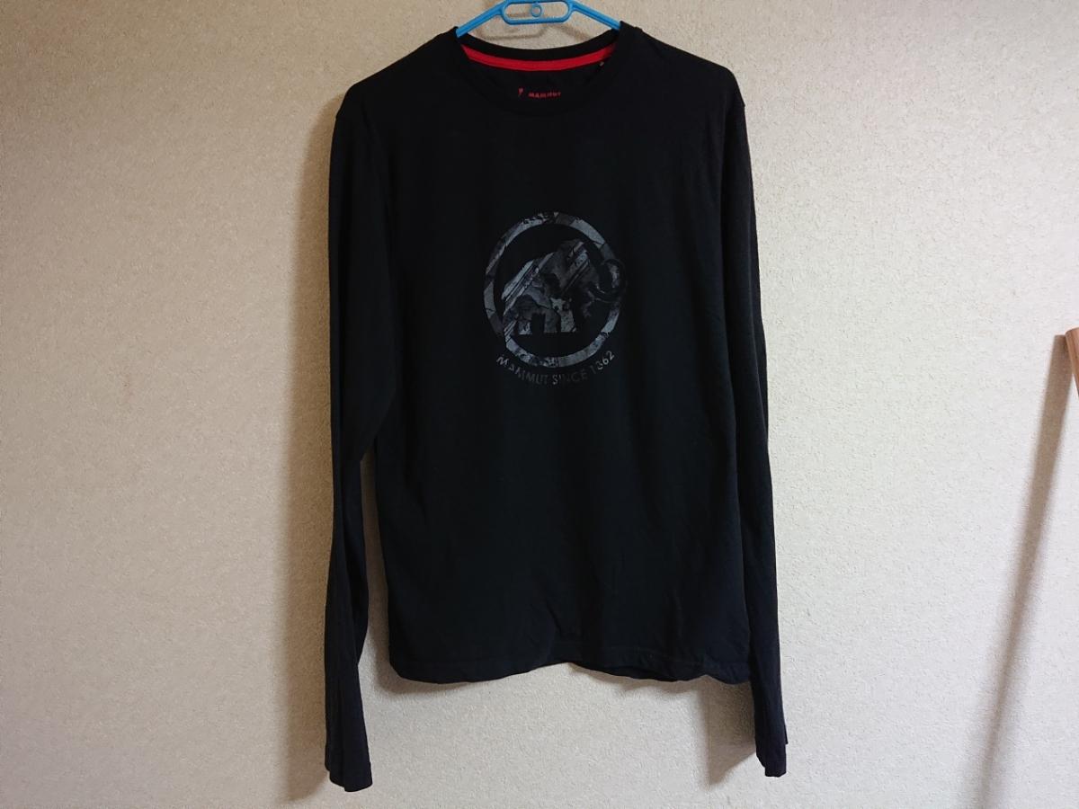 MAMMUT マムート ロングスリーブ シャツ shirt size:アジアL