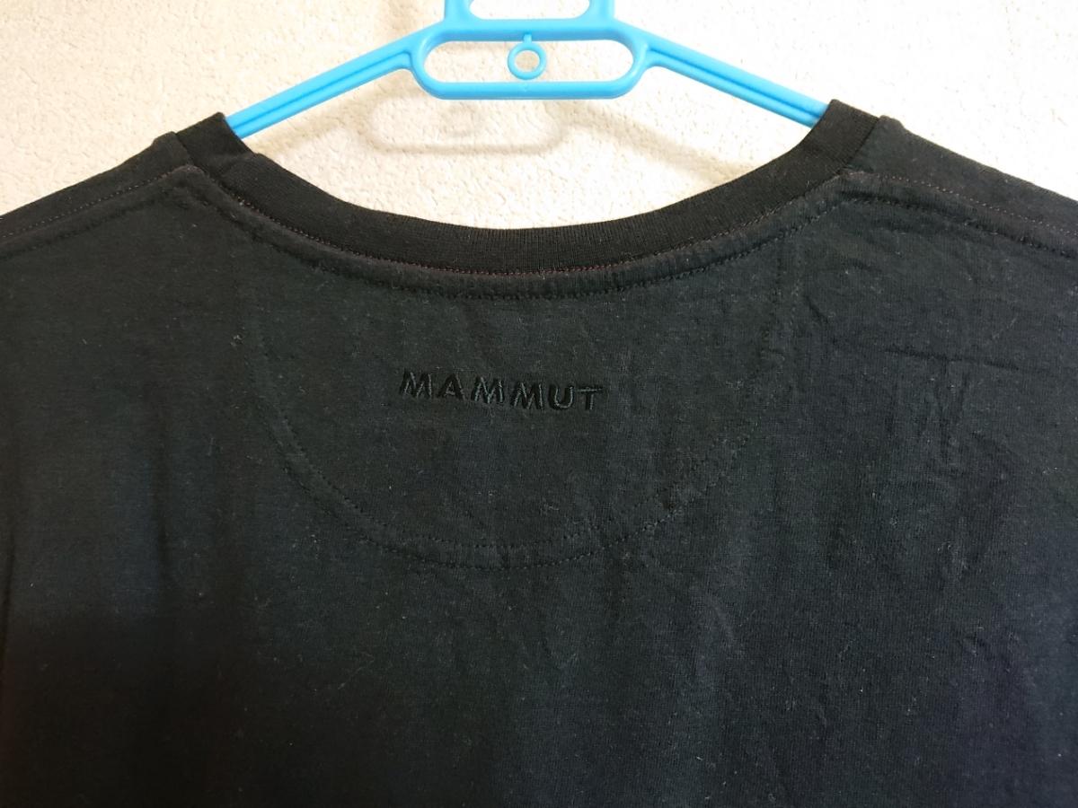 MAMMUT マムート ロングスリーブ シャツ shirt size:アジアL_画像5