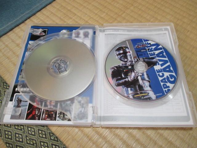 即決★宇宙刑事ギャバン Vol.1 [DVD]★2枚組★1話~11話収録★初回限定/全巻収納BOX/解説書付_画像7