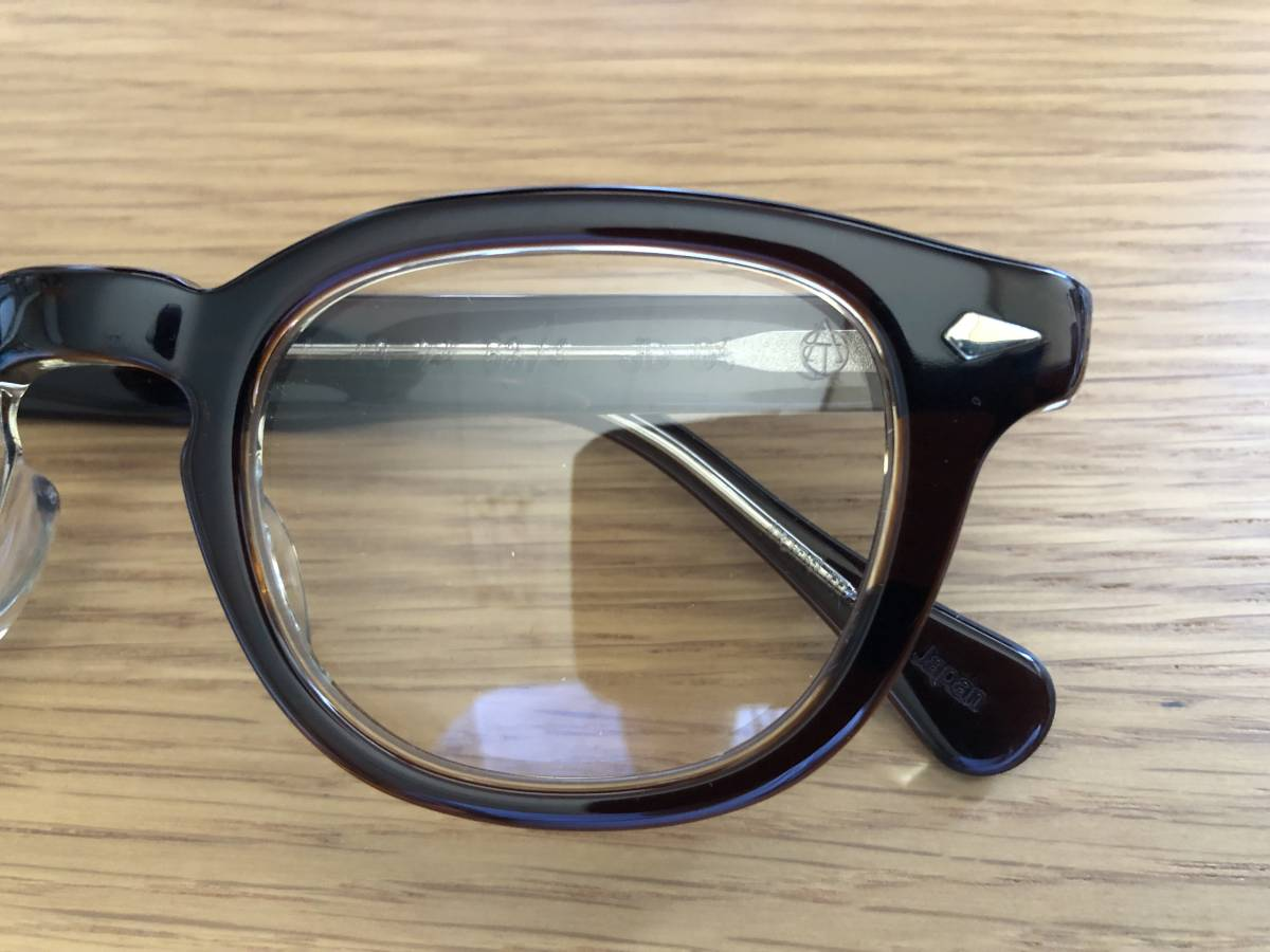 【送料無料】TART OPTICAL ARNEL JD-04 46Size_画像8