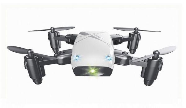 0148ドローン トイドローン Drone ラジコン マルチコプター クアッドコプター 無人機 空撮 カメラ付き マルチコプター 航空機 ブルー_画像5