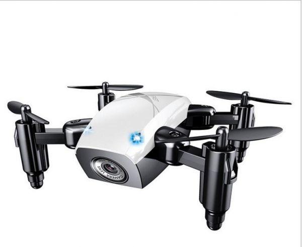 0148ドローン トイドローン Drone ラジコン マルチコプター クアッドコプター 無人機 空撮 カメラ付き マルチコプター 航空機 ブルー_画像8