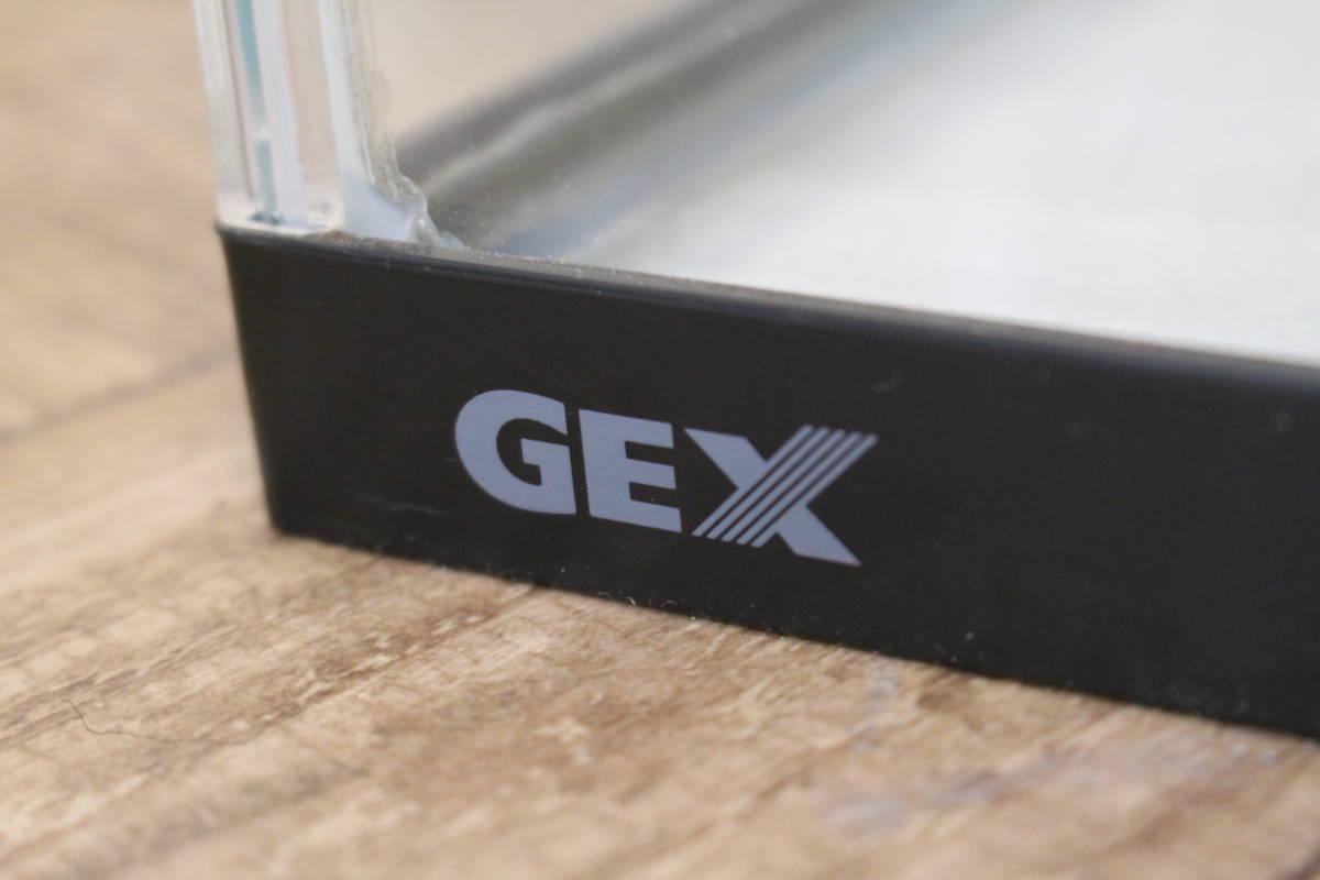 【美品】 GEX 水槽 60×26×30cm 飼育 ペット 熱帯魚 魚 (W-4400)_画像8