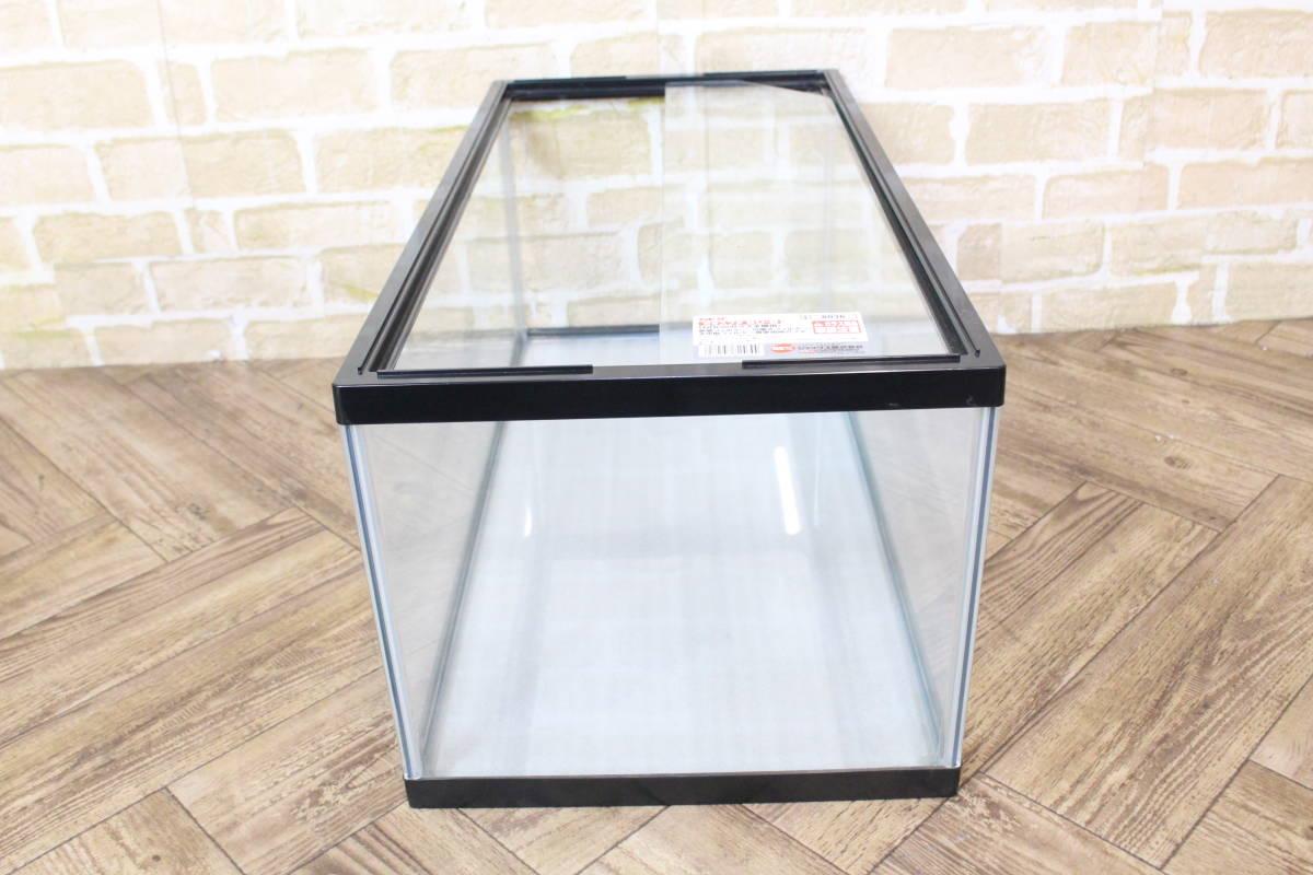 【美品】 GEX 水槽 60×26×30cm 飼育 ペット 熱帯魚 魚 (W-4400)_画像4