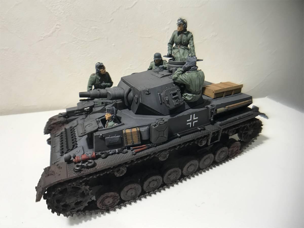 1/35 完成品 ドラゴン・プラッツ Ⅳ号D型