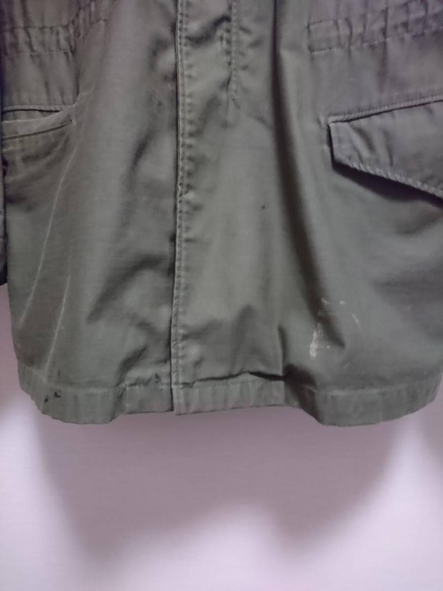 バックペイント M-65 フィールドジャケット エドロス Ed Roth Rat Fink ラットフィンク Hot rod ホットロッド 70年代 _画像8