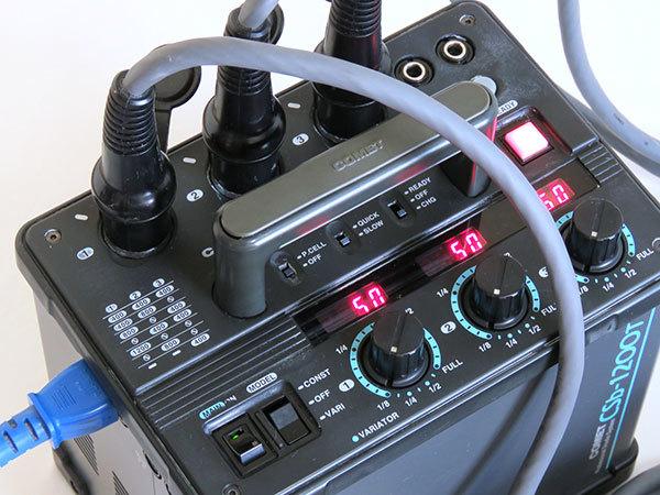 コメットCSb-1200T電源ジャンク品_画像3