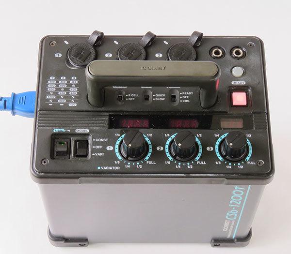 コメットCSb-1200T電源ジャンク品_画像2