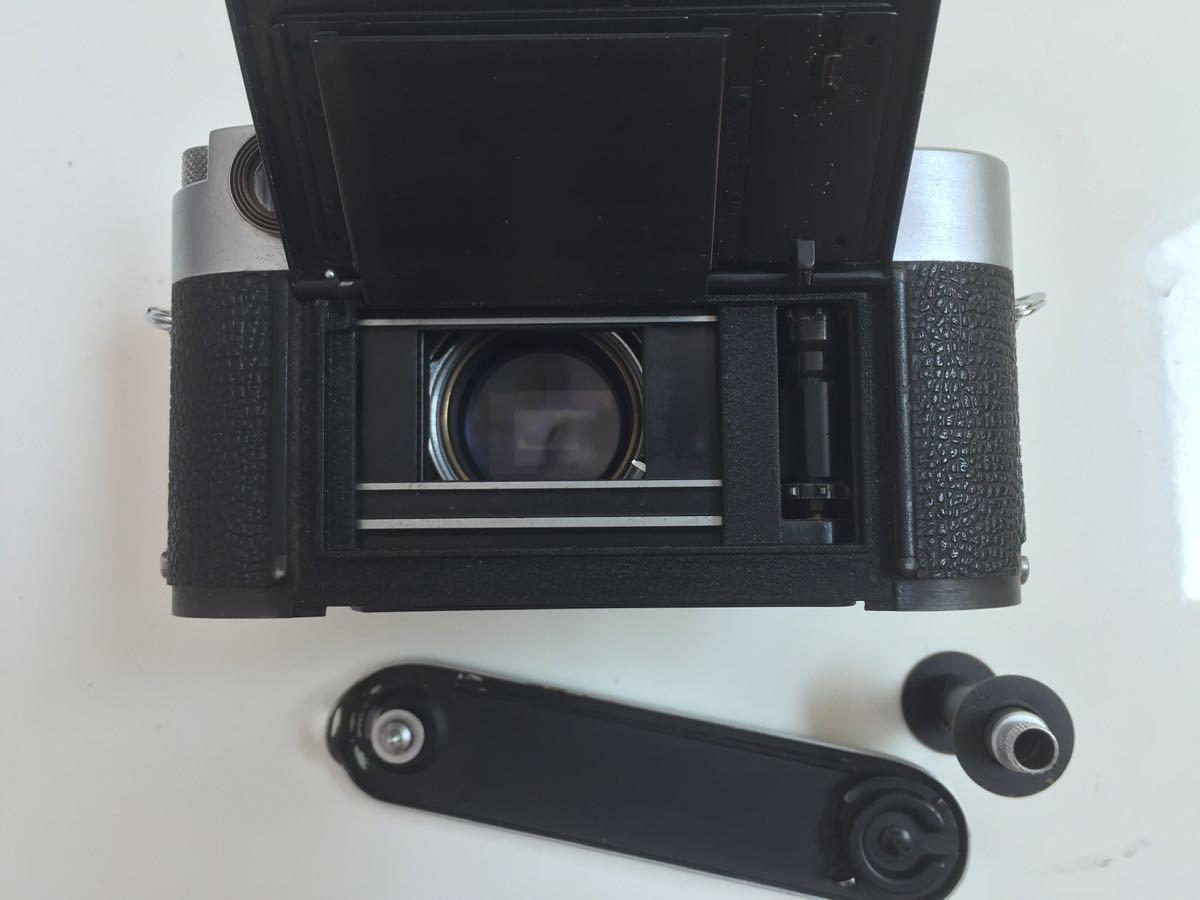 Leica M3 ボディ Summarit 50mm f1.5_画像8