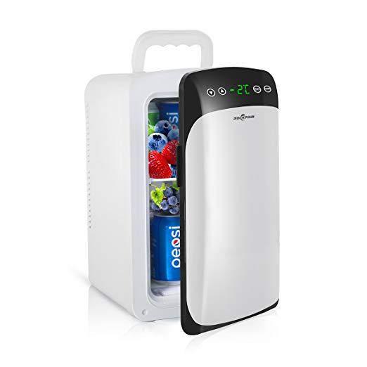 新品★送料無料★Rockpals 冷温庫 10L-2℃~60℃ 保冷庫 ミニ冷蔵庫 保冷ボックス 小型冷蔵庫 保温・保冷両用 車載 軽量 10L ホワイト_画像1