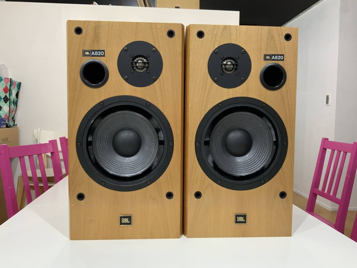 JBL A820 Vecchio 2Way Loud Speaker_画像2