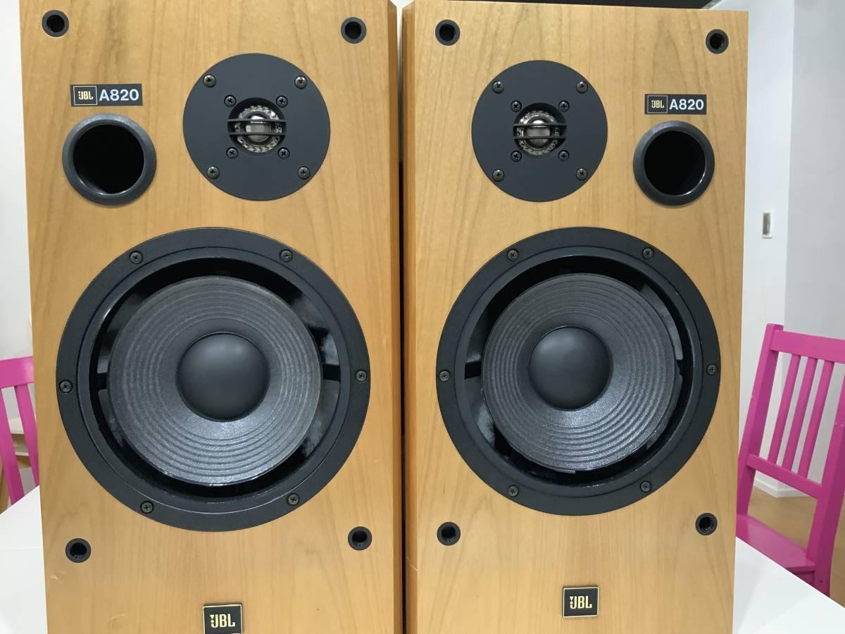 JBL A820 Vecchio 2Way Loud Speaker_画像3