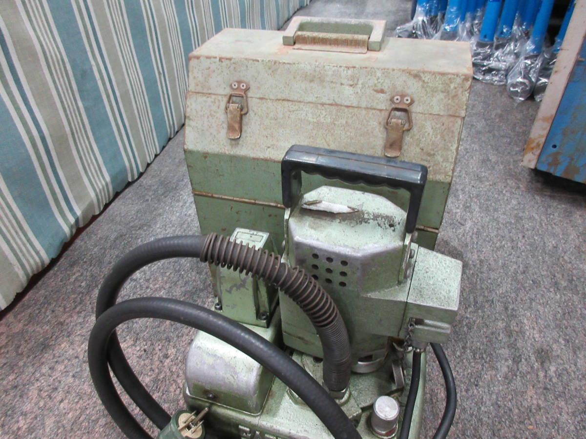 カクタス油圧電動ポンプ SEP-20  カッターベンダー等_画像3