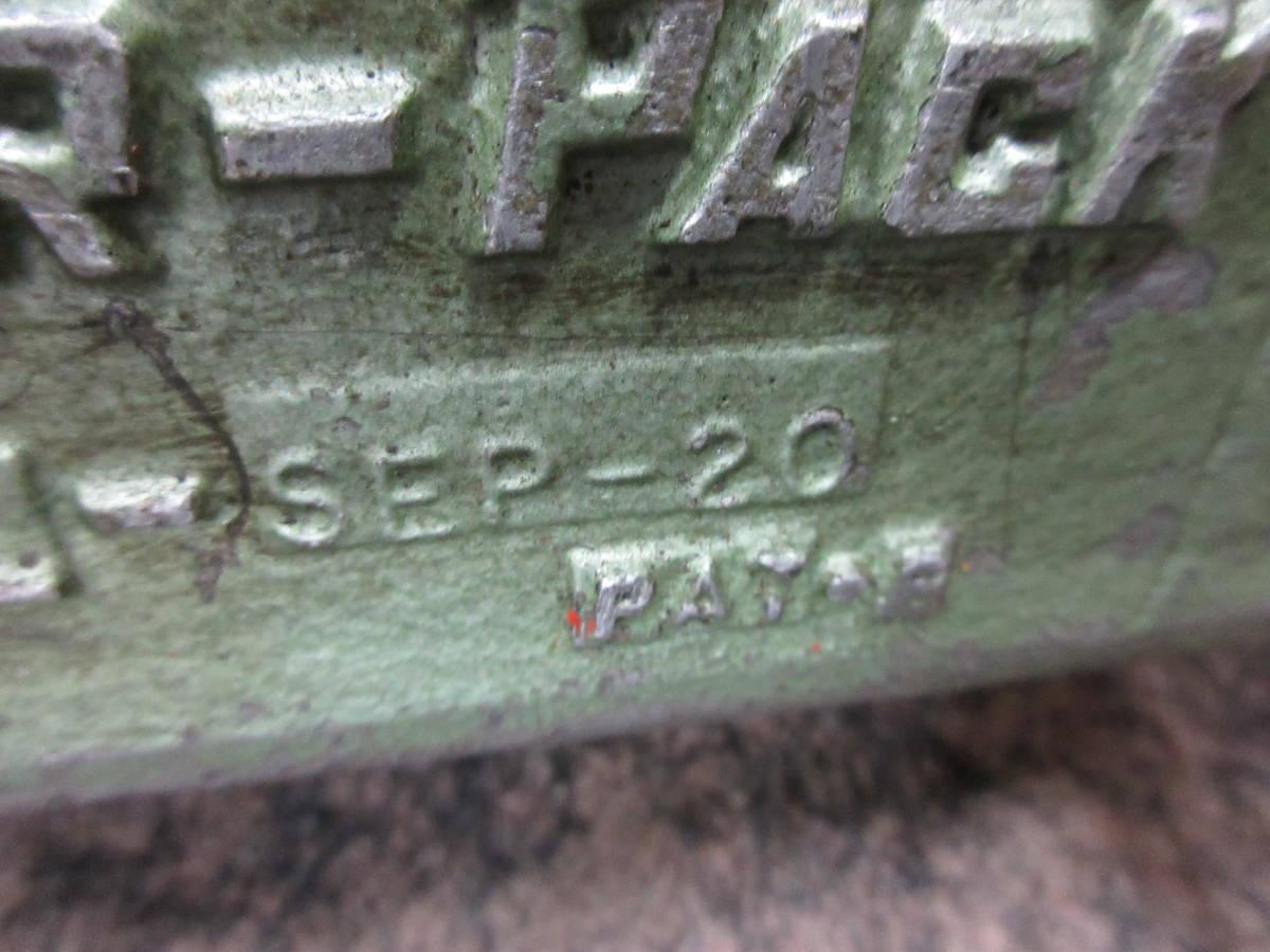 カクタス油圧電動ポンプ SEP-20  カッターベンダー等_画像5