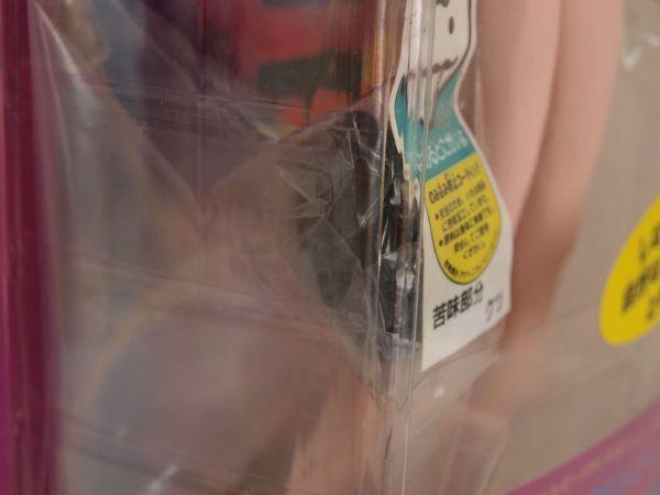 未開封◆タカラ フォトジェニックジェニー着せ替え人形2000年1/6ドール/PGジェニー/黒ビキニ/水着/色白/白肌/ナチュラルボディ/レア/当時物_画像6