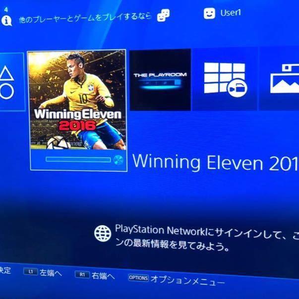 動作良好 FW6.73 PS4 本体 CUH 1000 a HDD 500GB プレステ4 ジェットブラック プレイステーション4 PS4本体 SONY ソニー CUH-1000 黒 _画像10