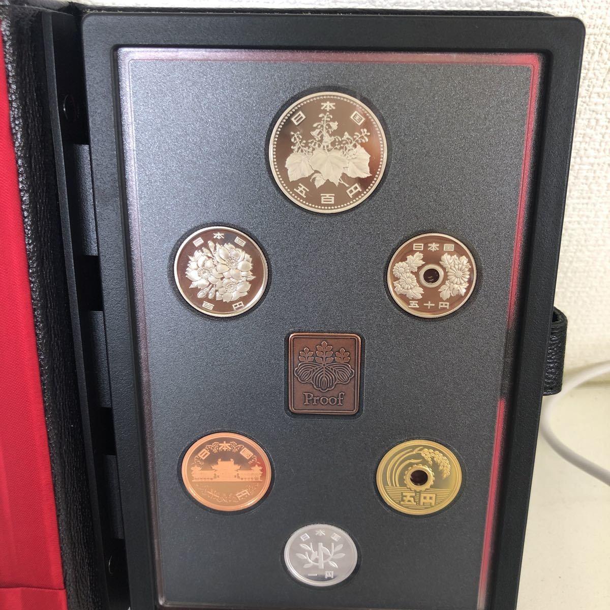 ●プルーフ貨幣セット 1992年 造幣局 _画像4