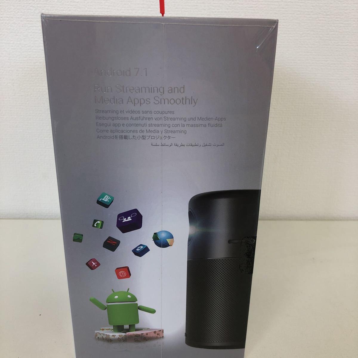 【新品未開封品】Anker Nebula Capsule Android搭載 モバイルプロジェクター D4111511_画像3
